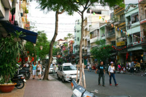 Free stock photos of [Townscape of Ho Chi Minh City]