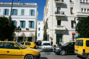 Free stock photos of [Townscape of Tunis]