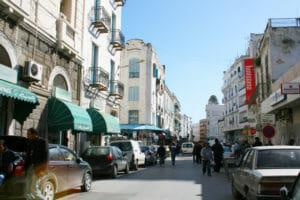 Free stock photos of [Walking around Tunis Street]