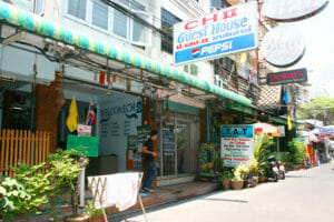 Free stock photos of [Guesthouse in Khao San]