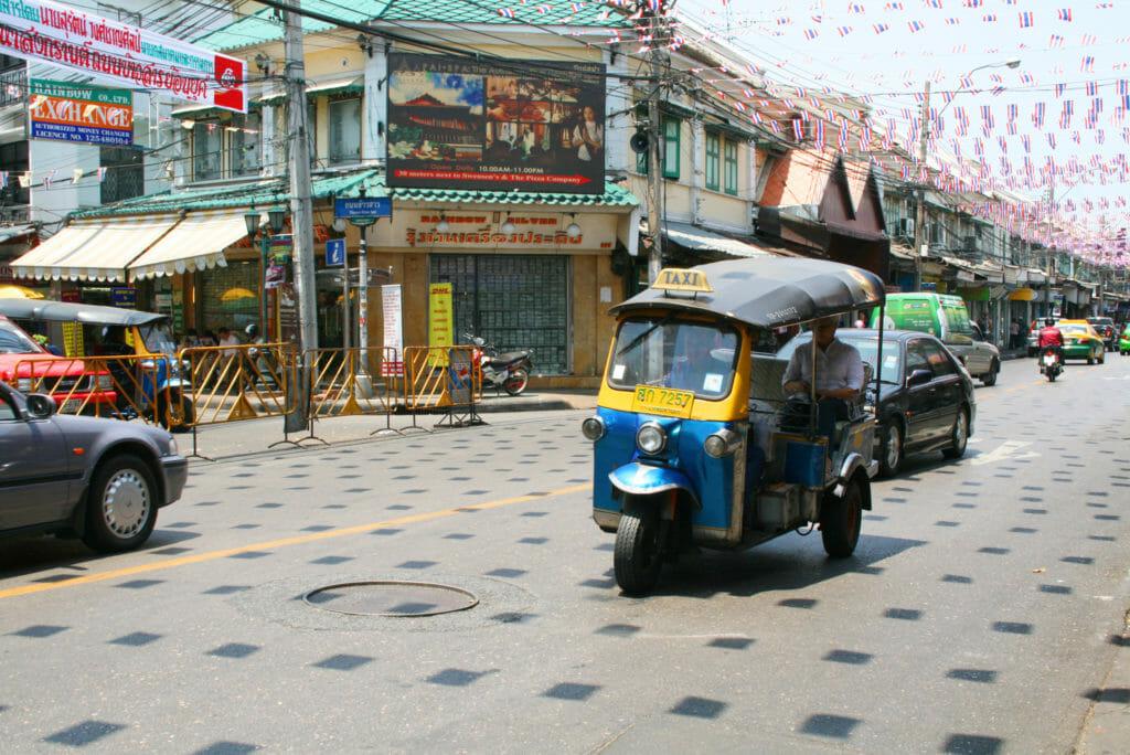 Tuk Tuk of Bangkok