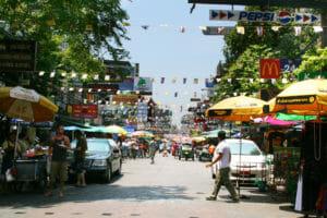Free stock photos of [Khao San Road]