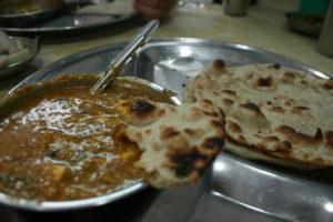 Free stock photos of [Delhi's curry shop]