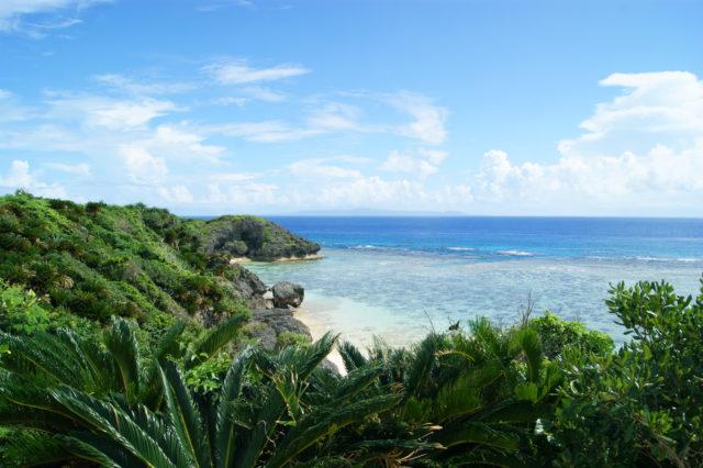 Free stock photos of [The beautiful emerald green sea of Yoron Island]