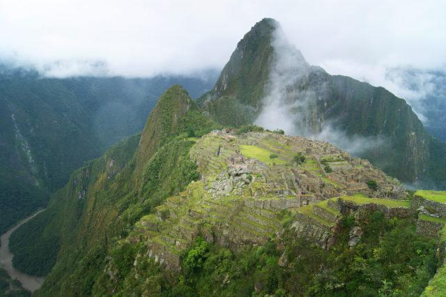 Free stock photos of [Machu Picchu ruins of the Inca Empire]