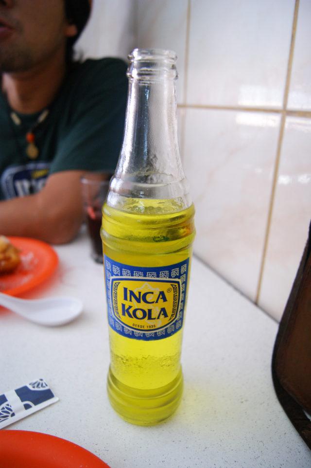"Free stock photos of [Peru's specialty juice ""Inca Cola""]"
