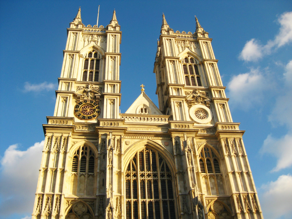 Westminster Palace ②